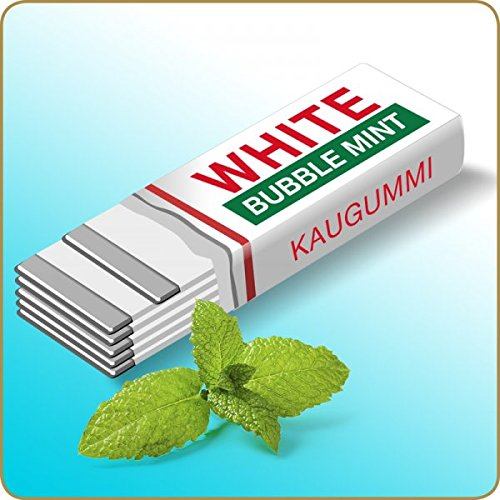 Dark Burner White Bubble Mint Aroma