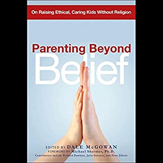 Parenting Beyond Belief audiobook cover art