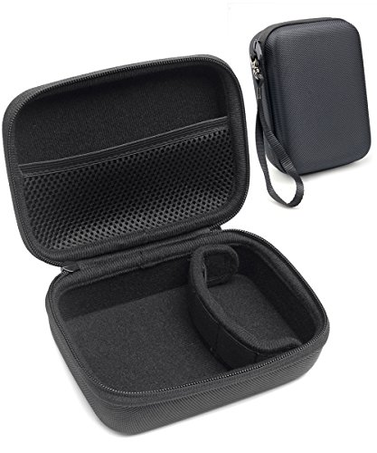 CaseSack Borescope Case for DEPSTECH Wireless Endoscope, NIDAGE WiFi Borescope Goodan, Shekar, Pancellent, Fantronics, Sokos, BlueFire, Also fit for Ear Otoscope, Pockets for USB, Side View Mirror