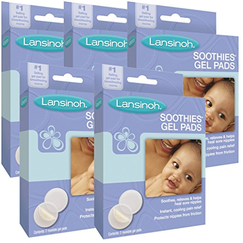 Lansinoh Laboratories Soothies Gel Pads, 10 Count