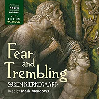 Fear and Trembling audiobook cover art