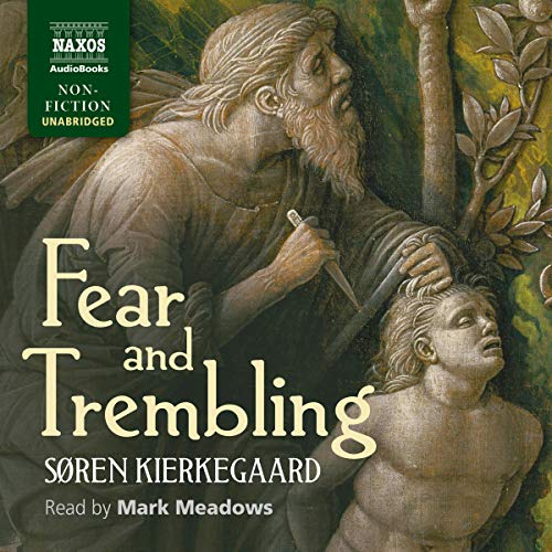 Fear and Trembling copertina