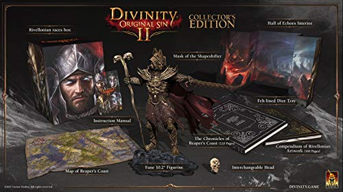 Divinity : Original Sin 2 II - Kickstarter Collector Edition (1000 copies) - PC Windows