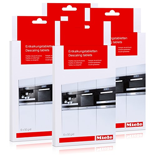 Miele Entkalkungstabletten 10178330 6x50g (4er Pack)
