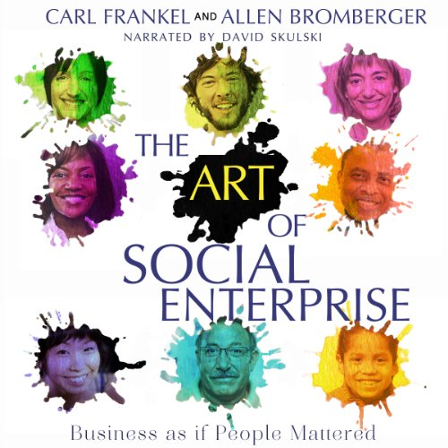 The Art of Social Enterprise audiobook cover art