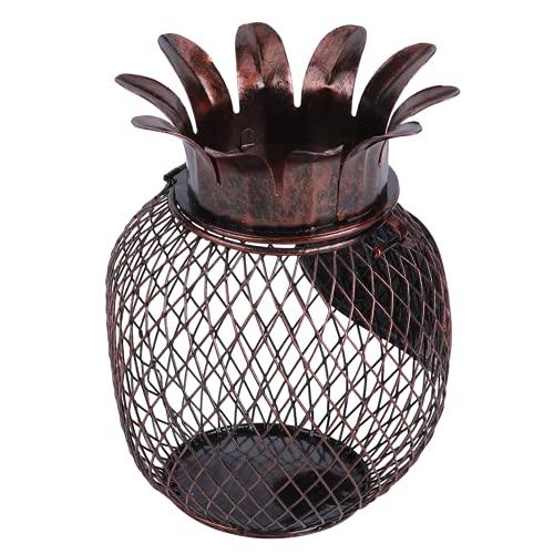 Jopwkuin Almacenamiento de Corcho de Vino, contenedor de tapón de Botella de Vino Duradero para Decorar su Sala de Estar y Cocina