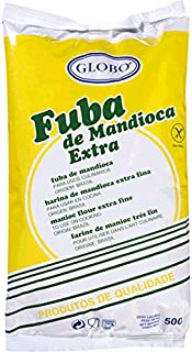 500g Harina de mandioca extra fina - Fuba de Mandioca 500g - de Brazil