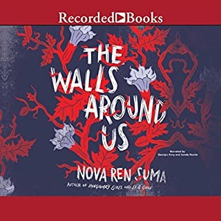 The Walls Around Us                   By:                                                                                                                                 Nova Ren Suma                               Narrated by:                                                                                                                                 Georgia King,                                                                                        Sandy Rustin                      Length: 8 hrs and 56 mins     118 ratings     Overall 4.0
