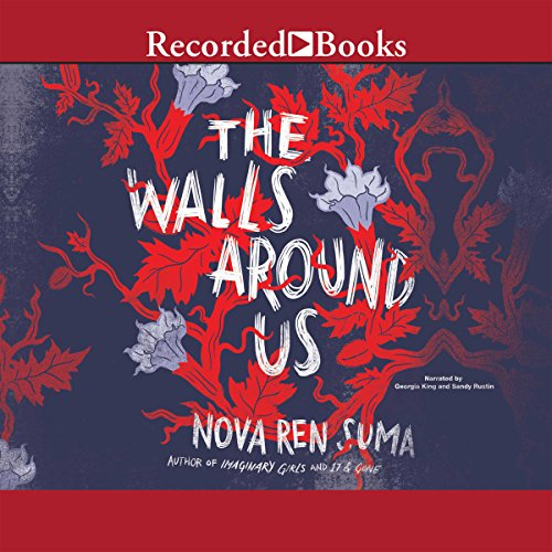 The Walls Around Us audiobook cover art
