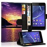 wicostar Wallet Book Style Flip Handy Tasche Hülle Schutz Hülle Schale Motiv Etui für HTC One A9 - Variante UMV27 Design12