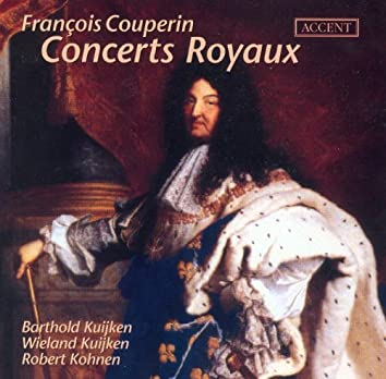 Couperin, F.: Concerts Royaux / Nouveaux Concerts