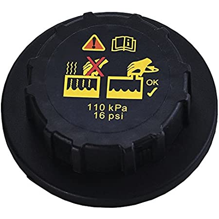 Coolant Overflow Tank Recovery Bottle Reservoir Cap Replacement for Ford Lincoln Mercury SUV Pickup Truck Van 9C3Z8101B AutoAndArt