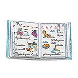 Odoria 1/12 Miniatura Libro de Cuentos Decorativo para Casa de Muñecas