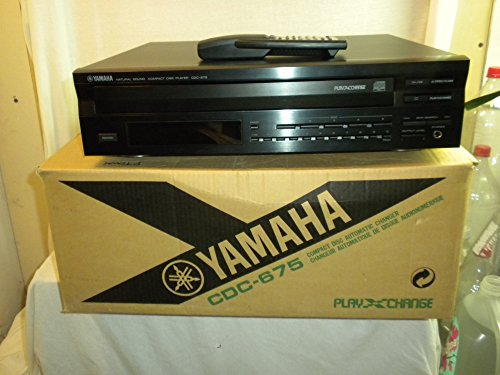 Yamaha 5 Disc CD Changer CDC-675