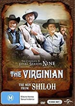 The Virginian: The Men From Shiloh - The Complete & Final Season Nine