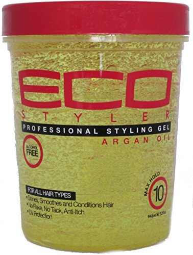 Eco Styling Gel with Argan Oil 946 ml by Eco Styler