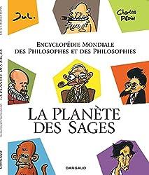 livre La Planète des sages T1 - Encyclopédie mondiale des philosophes et des philosophies-BD