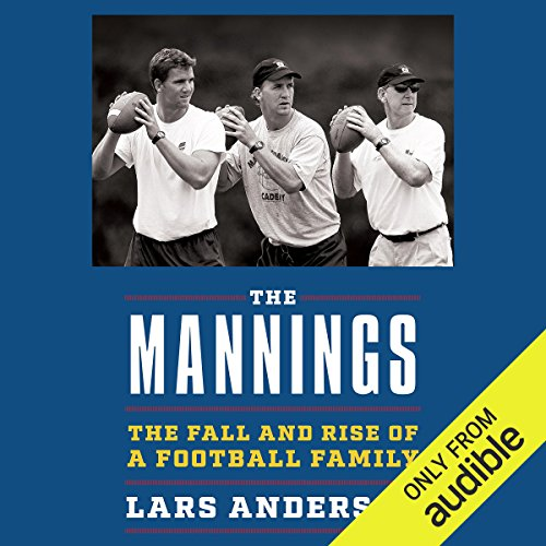 The Mannings audiobook cover art