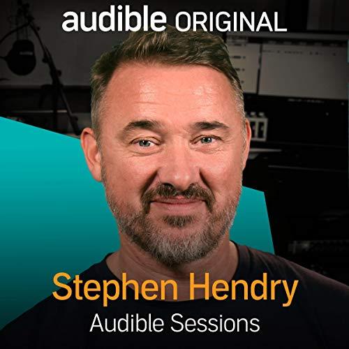 Stephen Hendry cover art