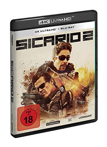 Sicario 2 (4K Ultra HD) (+Blu-ray)
