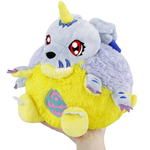 Squishable - Mini Gabumon - Series 1 Limited Edition Licensed Digimon Plush - 7-inches
