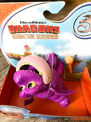 DreamWorks Dragons Rescue Riders Burple