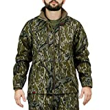 Mossy Oak Sherpa 2.0 Lined Jacket, Original Treestand, X-Large