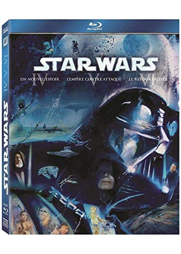 スター・ウォーズ オリジナル・トリロジー ブルーレイコレクション(3枚組) [Blu-ray]