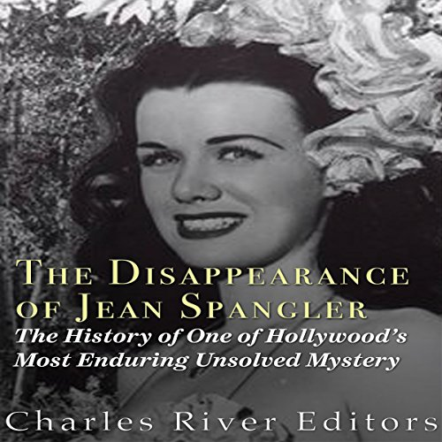 The Disappearance of Jean Spangler audiobook cover art