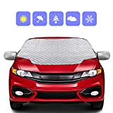 Best Car Covers - Zenoplige Car Windscreen Frost Cover Snow Magnetic Cover Review