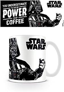 Star Wars Taza EP VII POER of Coffe