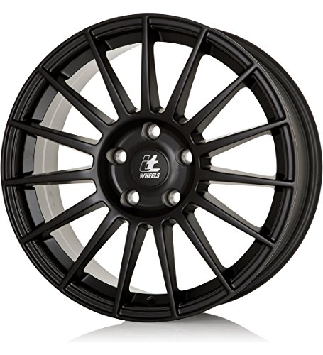 itWheels SOFIA matt black - 8.0X18 ET35 5X120