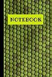 Notebook: Snake Skin : Notebook lined paperback
