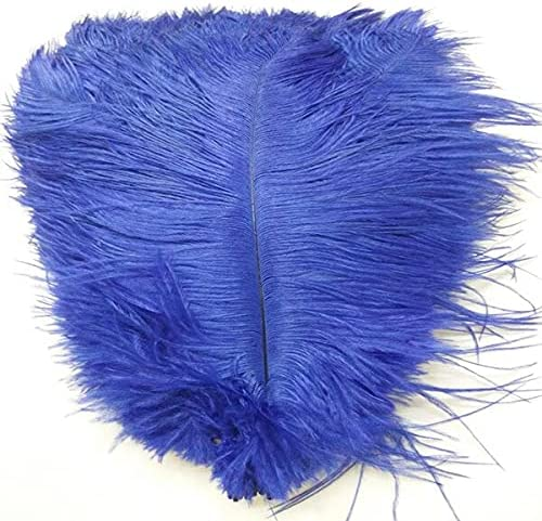 Popular brand in the world SELCRAFT Max 65% OFF 10Pcs 35-40 cm Beautiful Cheap Feathers Ostrich Colored