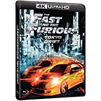 The Fast And The Furious  - Tokyo Drift (Blu-Ray 4K Ultra HD+Blu-Ray) [Italia] [Blu-ray]