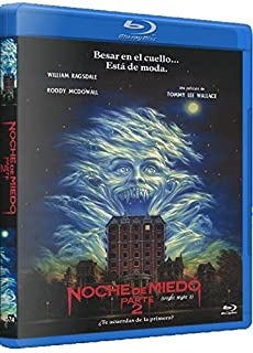 Noche de Miedo 2 BD 1988 Fright Night Part II [Blu-ray] (B01LHC2LJM) | Amazon price tracker / tracking, Amazon price history charts, Amazon price watches, Amazon price drop alerts