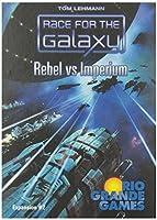 レース・フォー・ザ・ギャラクシー 帝国対反乱軍 (Race for the Galaxy: Rebel Vs. Imperium) カードゲーム [並行輸入品]