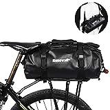 Selighting Fahrrad Gepäckträgertasche Wasserdicht Fahrradtasche Schultertasche für MTB Rennrad Faltrad