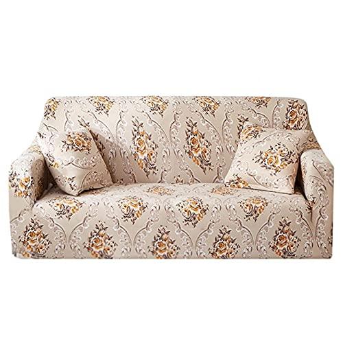 Shipenophy Dustproo - Funda de sofá para muebles (Three Persons 190-230 cm)