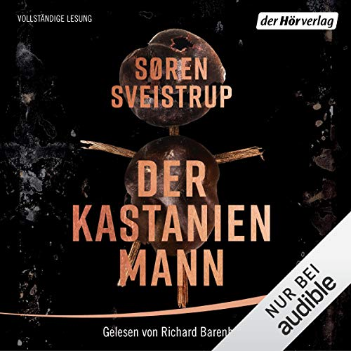 Der Kastanienmann audiobook cover art