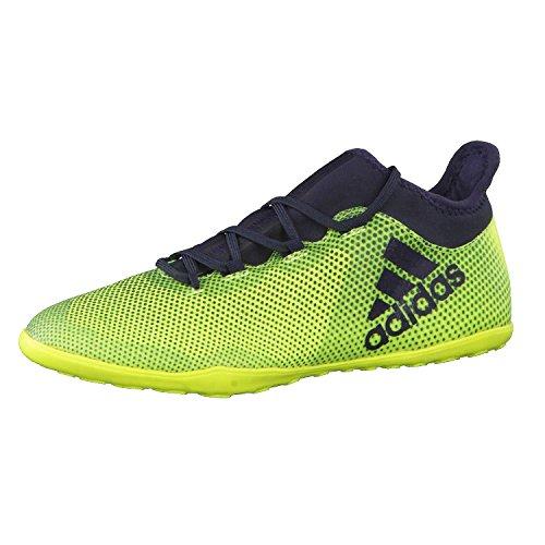 adidas X Tango 17.3 In, Fußballschuhe für Herren, Gelb - Multicolore Giallo Solare Giallo Legend Ink F17 Giallo Solare - Größe: 48 EU