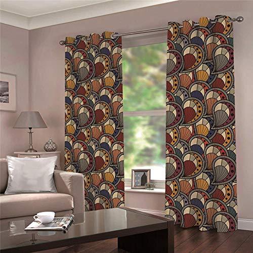 cortinas opacas ojales