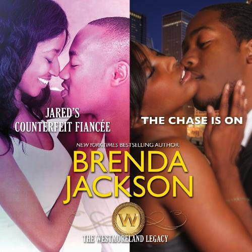 Jared's Counterfeit Fiancée & The Chase Is On cover art