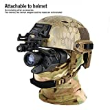 IR Night Vision Scope Tactical Airsoft Air Rifle Night Vision Monocular for Hunting