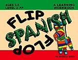 Flip Flop Spanish: Ages 3-5: Level 2 (Book + Audio CD)