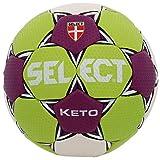SELECT Sport2000 sportco - Handball Keto t3 - Ballon de Hand Ball - Vert - Taille Unique
