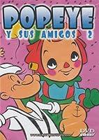 Popeye Y Sus Amigos 2 [Slim Case]
