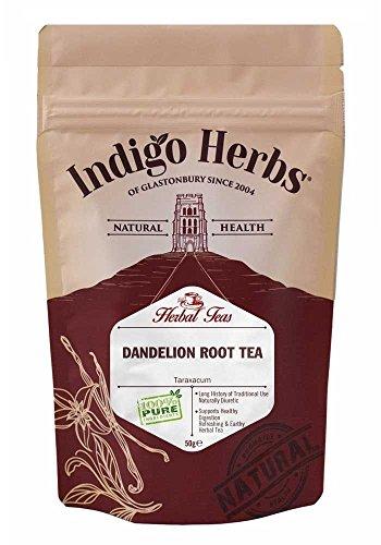 Indigo Herbs Té de Raíz de Diente de León 50g