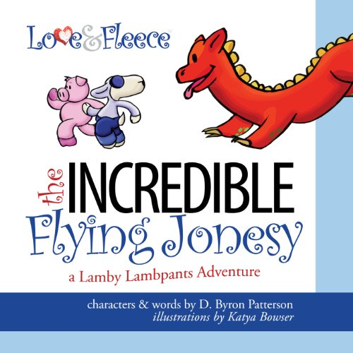 The Incredible Flying Jonesy audiobook cover art