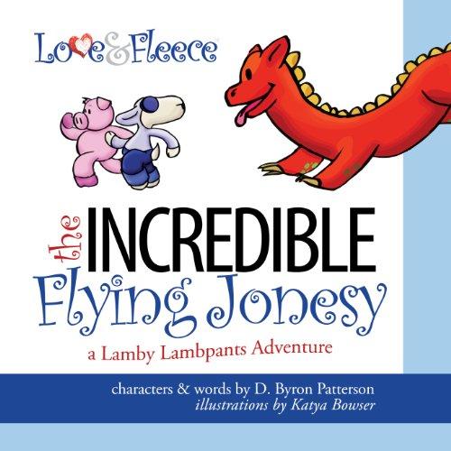 The Incredible Flying Jonesy cover art